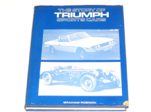 Story of Triumph Sports Cars : The (Robson 1974)